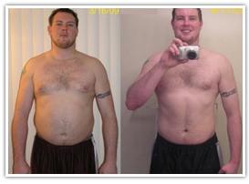 cunna destul de slabit adică pierderea în greutate